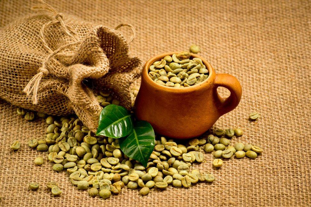 SierraCo | Green Coffee